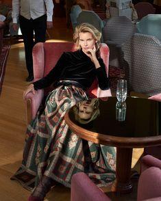Winter 2019 - Maison Gassmann Walk Of Shame, Missoni, Talbots, Photoshoot, Blazer, Fall, Winter, Skirts, Fashion