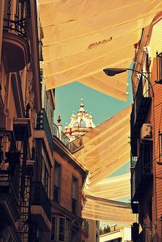 Sevilla, Spain is one of my favorite places on earth. Places Around The World, Oh The Places You'll Go, Places To Travel, Places To Visit, Around The Worlds, Beautiful Buildings, Beautiful Places, Eurotrip, Seville Spain