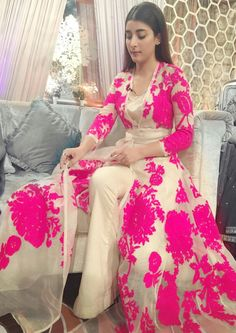 Urwa hocane in beautiful dress