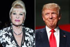 Ivana wants to be Trump's ambassador for Czech Republic   New York Post – The Bosch's Blog