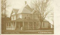 1890 home in Osage City, KS