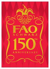 """Since 1862, FAO Schwarz has been synonymous with quality and innovation, offering one-of-a-kind playthings and creating cherished memories for generations of kids. One hundred and fifty years after founder Frederick August Otto Schwarz and his brothers opened their first shop in Baltimore – """"Toy Bazaar"""" – FAO Schwarz has evolved from a simple toy store into a must-see destination, enchanting customers through its flagship location in New York City, catalog and website."""