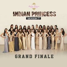 Indian Princess Grand Finale tonight. Stay tuned for more updates.   #IP2016 #designer #fashion #modelling #inspiration #appreciation #beauty #love #ramp #runway #Superexcited #grandfinale #dubai #princesses #rocktheshow #countdown #allthebest