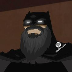 Bossman! Morning designing. The Dark Knight with a badass beard. #beard#beards#bearded#beardlife#beardlove#beardgang#beardporn#beardo#beardie#barba#pogonophile#beardedvillains#batman#dc#dccomics#dcuniverse#justiceleague#batmanvsuperman#art#artist#artwork#illustration#graphic#digitalart#photoshop#arokkproduction