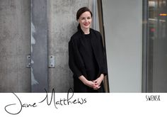 """Meet the brilliant Jane Matthews of Swensk, a boutique that focuses on """"slow fashion"""" - timeless clothes for men and women. #FeelgoodFriday #BusinessMamas #business #smallbusiness #mumpreneurs #Australia #women #businesswomen"""