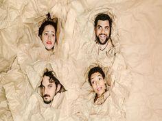 """O Grupo de Teatro Celeiro das Antas apresenta """"Shakespeare no Papel"""", uma adaptação da comédia """"Sonhos de Uma Noite de Verão""""."""