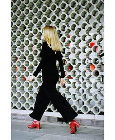 About Arianne/アバウト・アリアンヌ MANILA Red Carmine チャンキーヒールワラビーブーティ - SIAMESE/サイアミーズ ファッション通販セレクトショップ #AboutArianne #アバウトアリアンヌ #スペイン #spain #shoes #シューズ #ブランド #インポート #レースアップ #チャンキーヒール #ワラビー #ブーティ #ブーツ #レザー #Red #Carmine #レッド #赤 #カーマイン #ウェッジソール #AmericanApparel #アメリカンアパレル #VOGUE #ヴォーグ #Barbie #バービー #コラボ #雑誌掲載 #model #モデル #ootd #outfit #outfitoftheday #コーデ #コーディネート