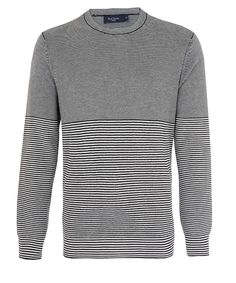 knitted black and white stripes - Google Search
