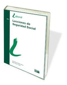 Libro: Lecciones de Seguridad Social http://www.cef.es/libros/lecciones_seguridad_social.html