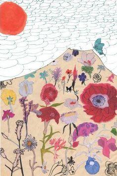 Image result for japanese art pattern plant images