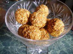 Бесподобные домашние конфеты из геркулеса