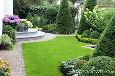 Side yard landscaping garden design