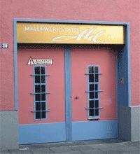 Farbefroher Malerbetrieb gestaltet von der Ahl Malerwerkstätte GmbH in Köln (50668)   Maler.org