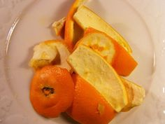 instant ant killer: blend equal parts of orange peel and water
