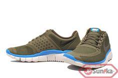 04097531b85b Nike Free 5.0 V4 Cargo Khaki (511282-304)