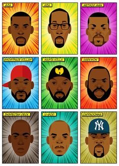 Wu Tang Clan for The New Yorker