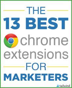 13 Best Chrome Extensions for Marketers www.SELLaBIZ.gr ΠΩΛΗΣΕΙΣ ΕΠΙΧΕΙΡΗΣΕΩΝ ΔΩΡΕΑΝ ΑΓΓΕΛΙΕΣ ΠΩΛΗΣΗΣ ΕΠΙΧΕΙΡΗΣΗΣ BUSINESS FOR SALE FREE OF CHARGE PUBLICATION