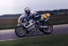 Wayne Gardner Honda nsr 500 88
