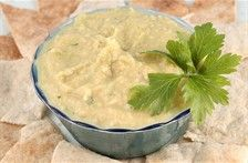 Hummus with Parsley Recipe - Recipes for Healthy Cooking Brain Healthy Foods, Brain Food, Healthy Snacks, Healthy Recipes, Diet Recipes, Diet And Nutrition, Child Nutrition, Top Recipes, Food Recipes