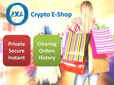 We are building the First Crypto e-Shop with No Order History! Learn more at https://www.olxacoin.com/services/crypto-shop/  #OLXA #ICO #Crypto #CryptoShop #eShop #BTC_Shop #OLXA_Shop #ICO #TokenSale