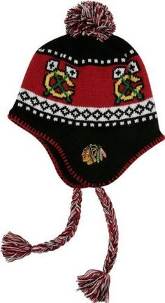 Chicago Blackhawks '47 Brand Abomination Knit Hat by '47 Brand. $16.99. Prepare for the colder temperatures by protecting you noggin with this Chicago Blackhawks '47 Brand Abomination Knit Hat. This stylish knit hat features woven team graphics and a mult-colored tassel to show off your undying admiration for your Chicago Blackhawks.