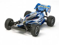 #rccars #rcxceleration The Tamiya R/C Aero Avante in 1/10 scale is the latest in the off road radio controlled buggy series of Tamiya re-releases.  Tamiya announced the Aero Avante as the first machine in the new Mini 4WD AR Chassis line-up in 2012. It quickly became an extremely popular machine and Tamiya has created this 1/10 scale R/C buggy to bring the favorite body design to radio control enthusiasts.