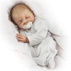 "Denise Farmer Cherish Collectible Lifelike Vinyl Baby Doll: So Truly Real - 18"" by Ashton Drake Ashton Drake http://www.amazon.com/dp/B0017JD78K/ref=cm_sw_r_pi_dp_60P4tb1NQA5Q7"