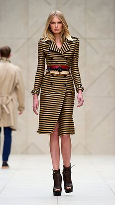 Burberry 2012 - if only I could pull this off