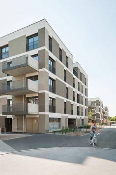 Clemens Kirsch Architektur, Hertha Hurnaus · Seestadt Aspern  - site D23