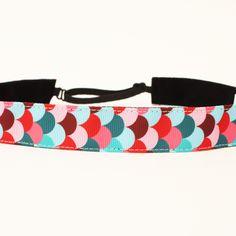 Adjustable Non Slip Headband. Workout Headband. Yoga Headband. Adjustable Headband. Running Headbands || A Mermaid's Tale - pinned by pin4etsy.com