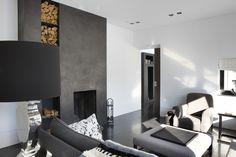 Woonkamer met deuren van Bod'or by Piet Boon - Residential - Deur: Oostzaan