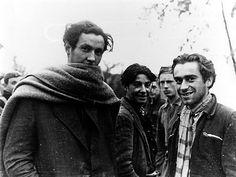 Carso, autunno 1944. Giovani partigiani