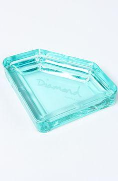 The Diamond Ashtray In Blue Diamond Supply Codiamond
