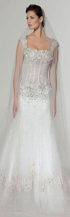 Saher Dia Couture Bridal S/S 2013