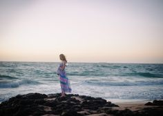 Jade rocking the windy shoreline of Bunbury Western Australia. #bunburyphotographer #maternalmoments #newbornphotographer