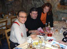 Con Toni Renis