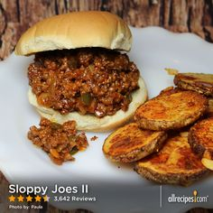 """Sloppy Joes II 