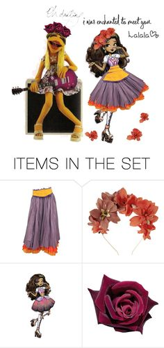 """""""Enchanted Spanish Girls (Contest)"""" by vittorio-1 ❤ liked on Polyvore featuring art, party, girly, artset, artexpression and polyvoreset"""