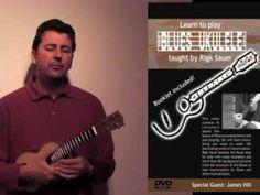 ▶ Ukulele Blues Workshop II - YouTube