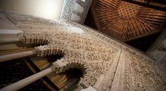 Interior of the Tránsito synagogue. Sephardic Museum. Toledo © Ministerio de Cultura