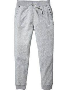 Sweatpants to wear with the hoodies and the all stars.