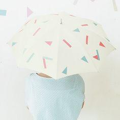 kraso [クラソ]|ネイルサロン アトリエリムさんと作った 雨の日のどんより気分が晴れる 晴雨兼用スライド傘の会|フェリシモ