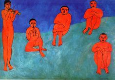 Music by Matisse, 1910