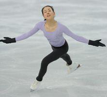 【フィギュア】真央、公式練習で3回転半!好調持続:冬スポ:スポーツ:スポーツ報知