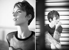 Karine Vanasse | www.karinevgallery.com by kvgallery, via Flickr