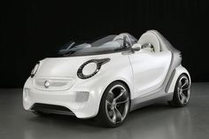 Smart Concept vehicle I hope it becomes more the a concept I want one in my driveway