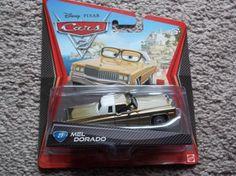 Disney Cars 2 Diecast car- Mel Dorado
