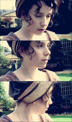 Anne is my 2nd favorite Austen girl