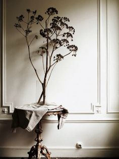 pedestal table - branches
