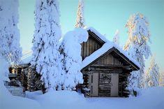 Mustikka, Ruka, Kuusamo Cabin, House Styles, Outdoor, Home, Decor, Outdoors, Decoration, Cabins, Ad Home